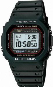 DW-5000C-1A Primer Casio G-Shock. 1983