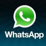 WhatsApp Logotipo logo símbolo marca